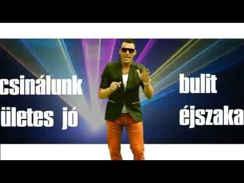 ♛Jolly Feat Phatbeat - Csinálunk Egy őrületes Jó Bulit (Official)