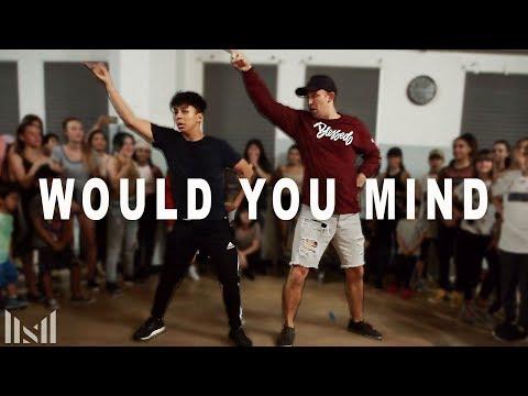 """WOULD YOU MIND"" - PRETTYMUCH Dance || Matt Steffanina ft Kenneth San Jose"