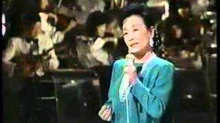 Midaregami Me Singing みだれ髪 美空ひばり