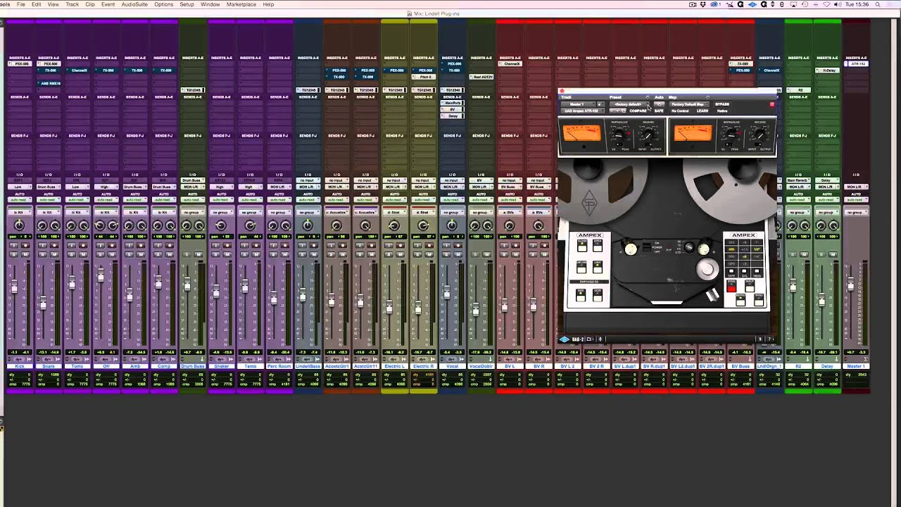 how to order a pro tools session
