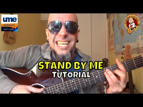 Como Tocar STAND BY ME En GUITARRA; Tutorial FACIL