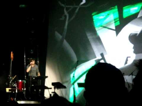 Gotye - Dig Your Own Hole - Live at Myth in St. Paul, MN