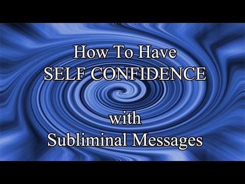 Be Confident, Powerful, Secure & Unstoppable -binaural Subliminal Meditation | Increase Confidence video