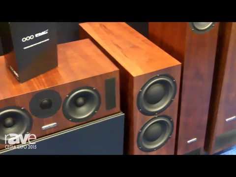 CEDIA 2015: PMC Speakers US Showcases Its Consumer Line of Speakers, the Twenty Series