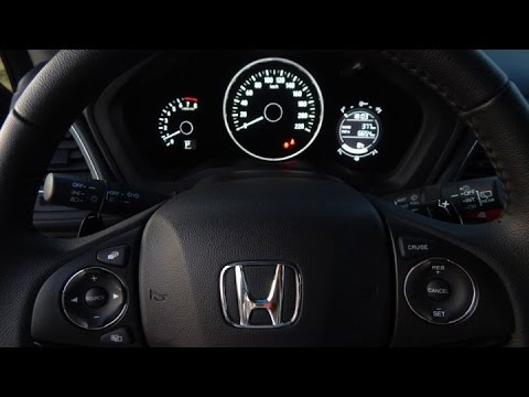 Cambiar Luces del Tablero de Instrumentos HRV Changing Dash Color HR-V