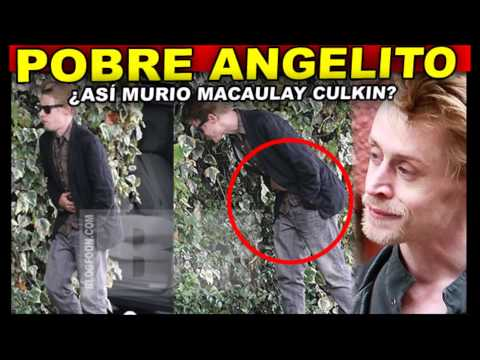 Muere Macaulay Culkin - Muere Mi Probe Angelito