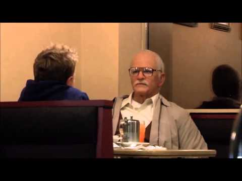 Bad Grandpa - Sharted Scene HD