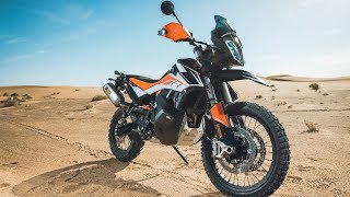 2019 KTM 790 Adventure R First Ride Review