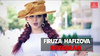Firuza Hafizova - Instagram VIDEO HD 2017