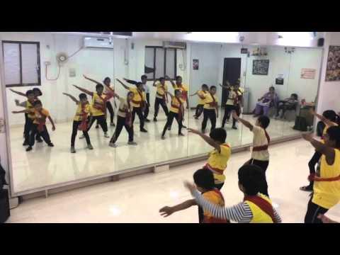 Mix n Match Dance Academy- Malhari
