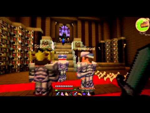 !!!Minecraft D.C.R. ตะลุยบ้าน Herobrine!!!