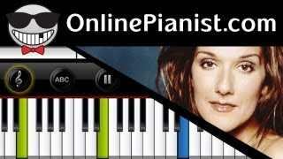 Watch Celine Dion Titanic Theme video