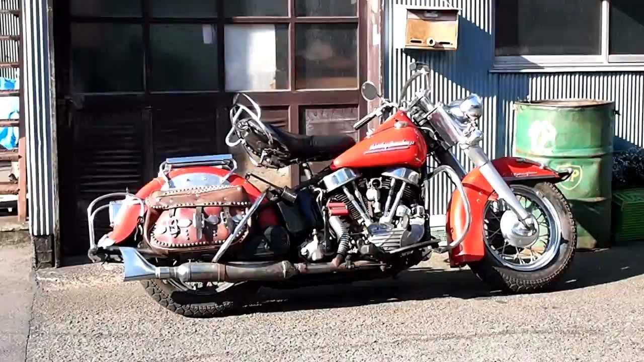 1951 Fl Harley Davidson Panhead