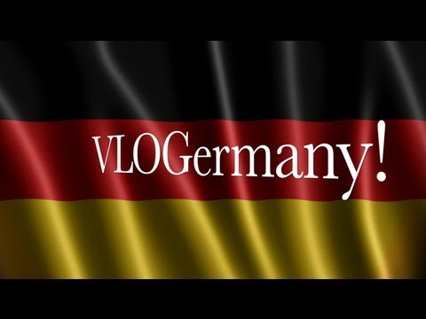 VLOGermany : May 10-13th 2013