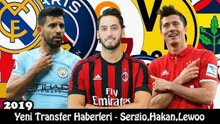 Yeni Transfer Haberleri 2019 🔥 Galatasaray - Fenerbahçe - Beşiktaş