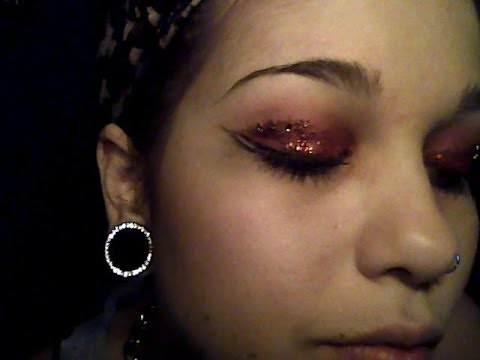 Catching Fire Katniss Inspired Makeup!