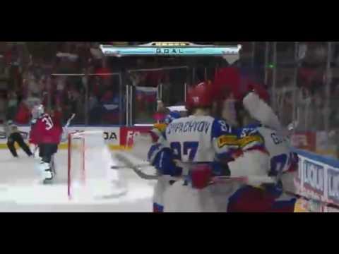 Канада 0 - 2 Россия гол Гусев