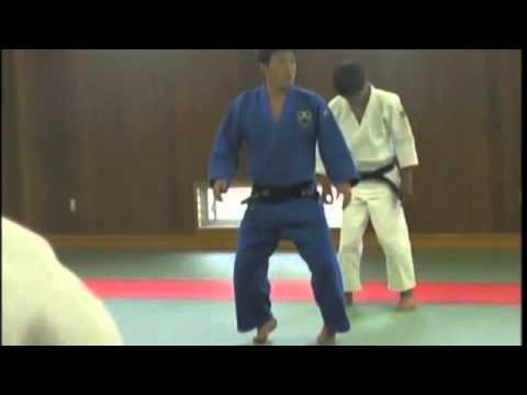 Legendary Koga's (7th Dan) Class: (4) Seoi Nage and O Soto Gari Image 1