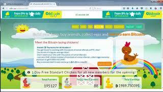 adBTC Hindi Earn Free Satoshi Bitcoins PTC Site Payment Proof 2017