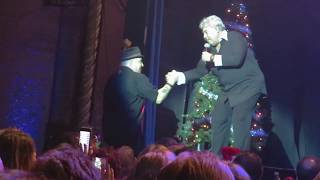 Tony Orlando and Dawn - Candida - Knock Three Times (St Charles IL, Dec 11, 2018)