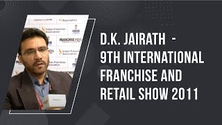 D K  Jairath - 9th International