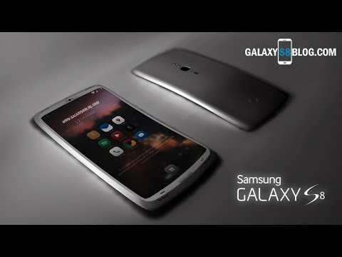 Samsung Galaxy S8 First Look #Official Video #Trailer #Features And Specifications