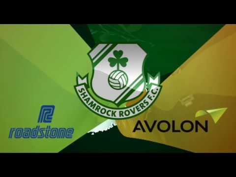 Shamrock Rovers Corporate Challenge:  Roadstone vs Avolon 16:11:17