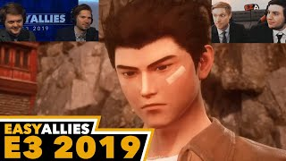 PC Gaming Show - Easy Allies Reactions - E3 2019
