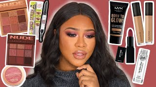 FULL FACE TESTING NEW MAKEUP! OCTOBER 2019 | MAKEUPBYTAMMI