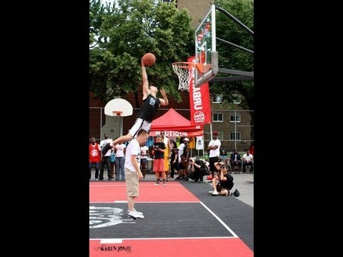 *URBAN JAM* 2013: 6'1″ Golden child:: 5'9″ Dunkfather:: 6'5″ Giulio:: Explosive dunks……