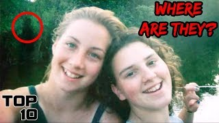Top 10 Mysterious Disappearances We Will Never Solve