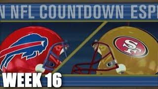 ESPN NFL 2K5 FRANCHISE BILLS FRANCHISE VS 49ERS (S1W16)