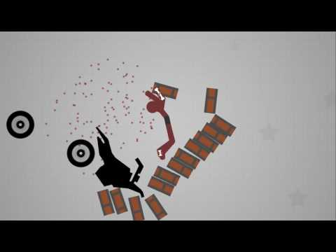 Stickman Turbo Dismounting 홍보영상 :: 게볼루션