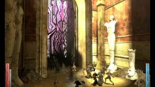 Dark Messiah of Might & Magic - fun with killing Aratrok. Battle Humans vs Orcs vs Undead.