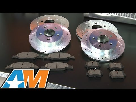 Mustang Power Stop Brake & Rotor Kit (1994-2014 All) Review - AmericanMuscle.com