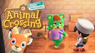 So long Charlise, hello Beau - Animal Crossing: New Horizons Part 29