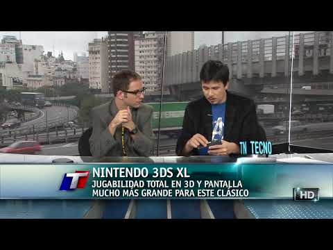 TN Tecno 160-2 PS Vita vs Nintendo 3DS XL