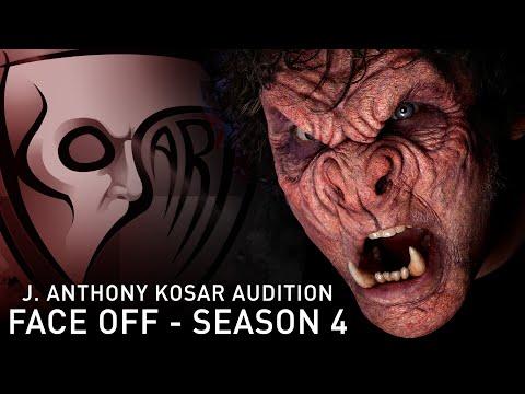 J. Anthony Kosar - Face Off Season 4 Audition - The BEAST