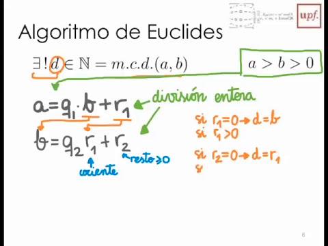 M1-7Enteros Algoritmo de Euclides