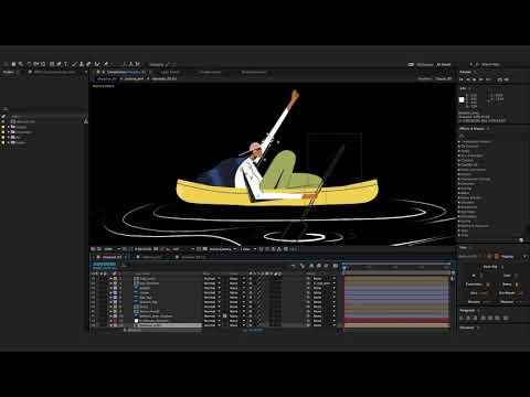 Motionographer Step by Step: Xoana Herrera and Esteban Esquivo Part 01