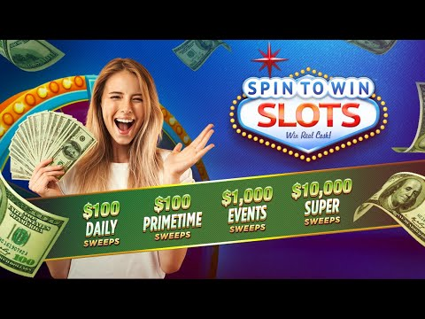 SpinToWin Slots - Casino Games & Fun Slot Machines APK Cover