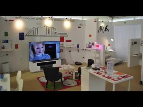 la maison du futur d 39 objetconnecte net youtube. Black Bedroom Furniture Sets. Home Design Ideas