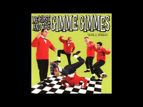 Me First And The Gimme Gimmes - Natural Woman