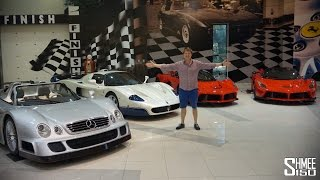 STILL The World's Greatest Modern Supercar Collection!!