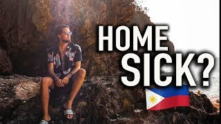 Foreigners HOMESICK in The Philippines...