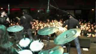 INFERIS Cristian González - When Men Collide (Drumcam)