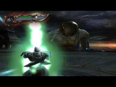 God of War 2 (Full speed) on PCSX2 0.9.8 - Playstation 2 Emulator