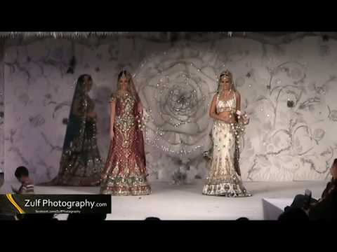 Asiana Bridal Show Khushboos by chand