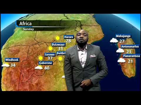 SA #Weather forecast | 06 January 2018 thumbnail