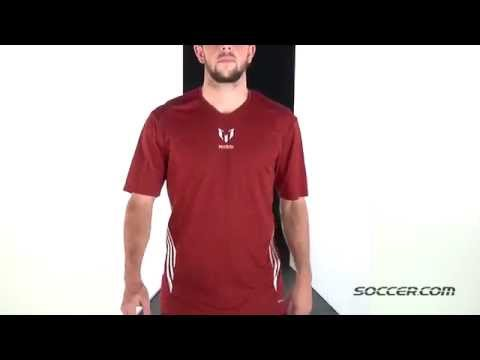 85302 adidas F50 Messi Training T-Shirt